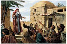 Jeremías anima