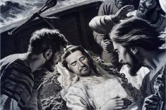 """Serie : Los Milagros """"Jesús calma la tempestad"""""""