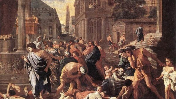Los cristianos frente a otras pestes